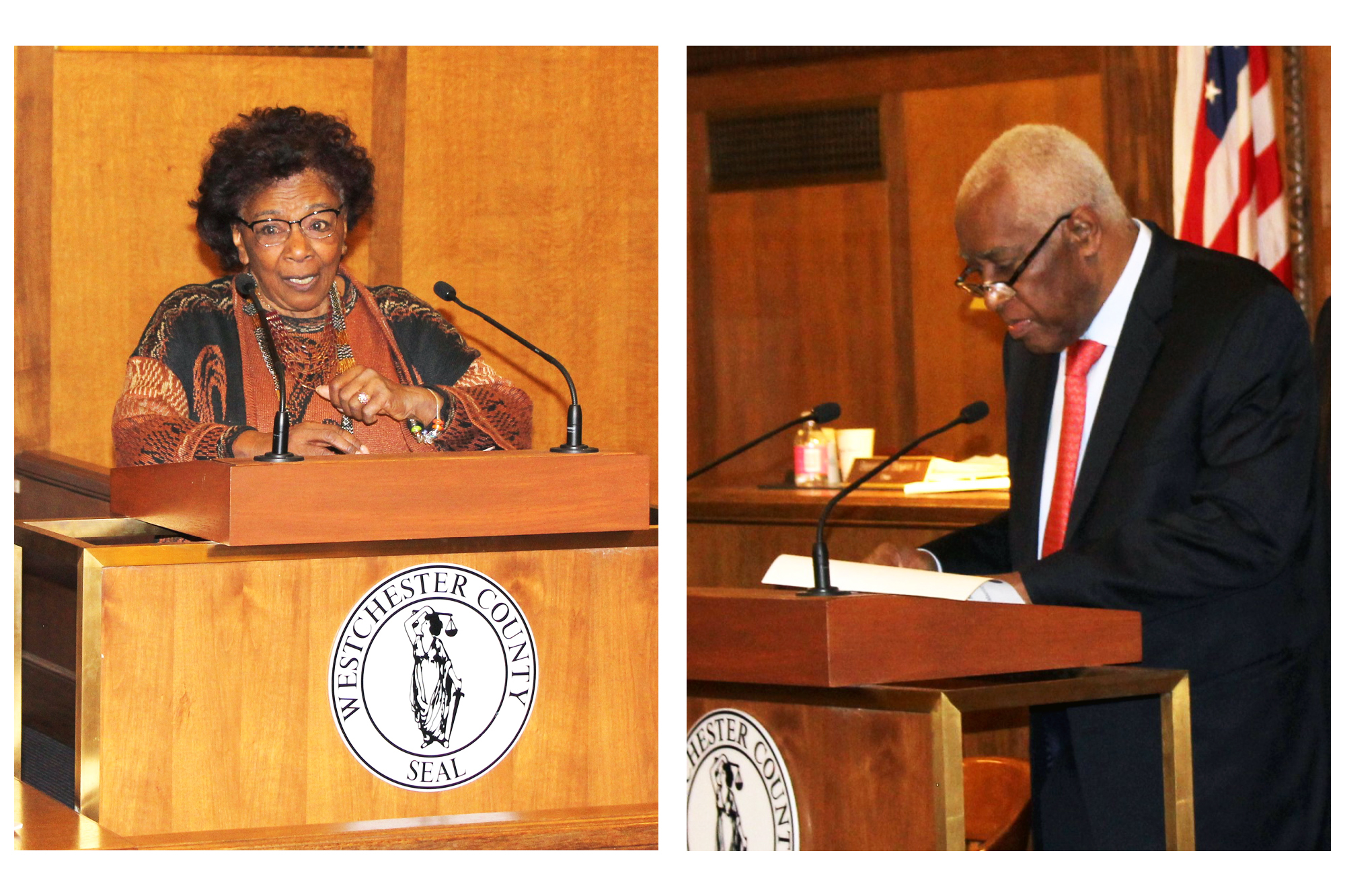 Board Celebrates Black History Month; Honors Local Education and Business Leaders