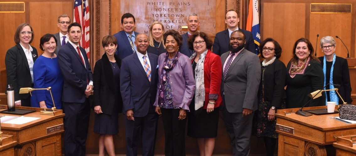 Welcome to the Westchester County Board of Legislators